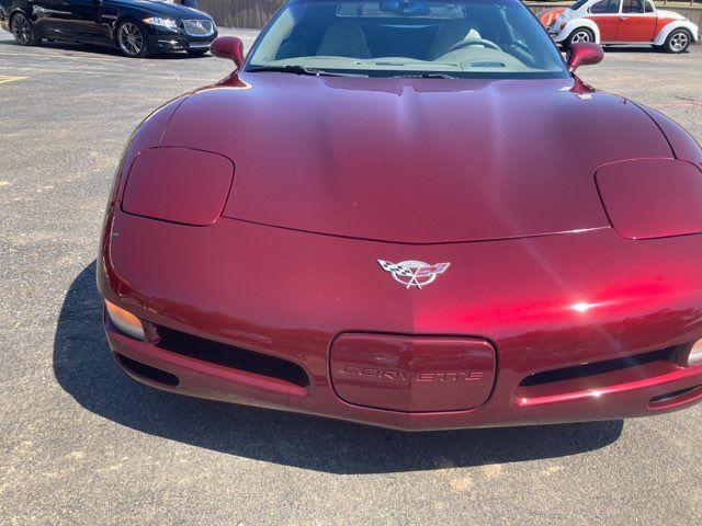 2003 Chevrolet Corvette 50th Anniversary in Boerne, Texas 78006