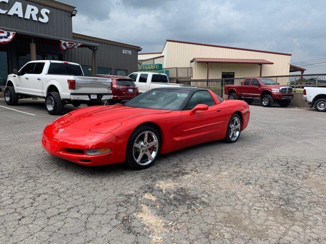 2003 Chevrolet Corvette in Boerne, Texas 78006
