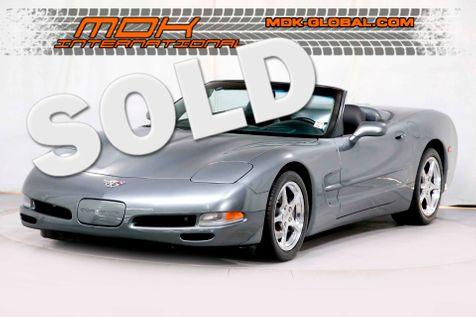 2003 Chevrolet Corvette - MANUAL - HUD - BOSE - Ride Control  in Los Angeles