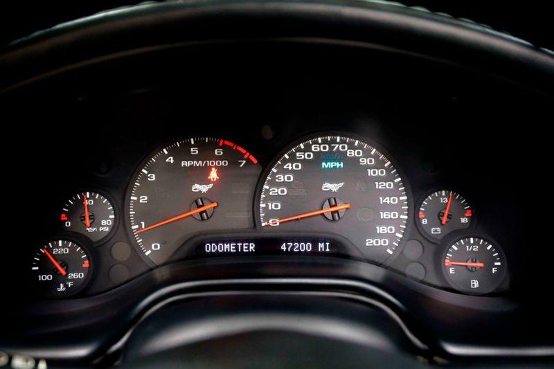 2003 Chevrolet Corvette - MANUAL - HUD - BOSE - Ride Control   city California  MDK International  in Los Angeles, California