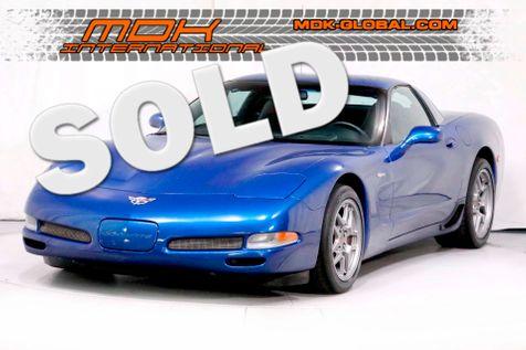 2003 Chevrolet Corvette Z06 - New Tires - New Brakes - 1 Owner in Los Angeles