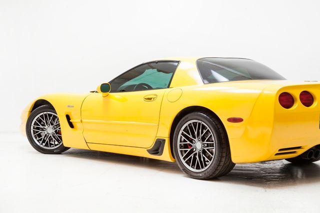 2003 Chevrolet Corvette Z06 in TX, 75006