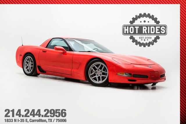2003 Chevrolet Corvette Z06 Cammed With Many Upgrades in , TX 75006