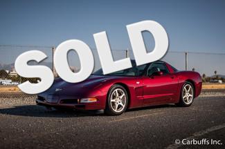 2003 Chevrolet Corvette 50th Anniversary   Concord, CA   Carbuffs in Concord