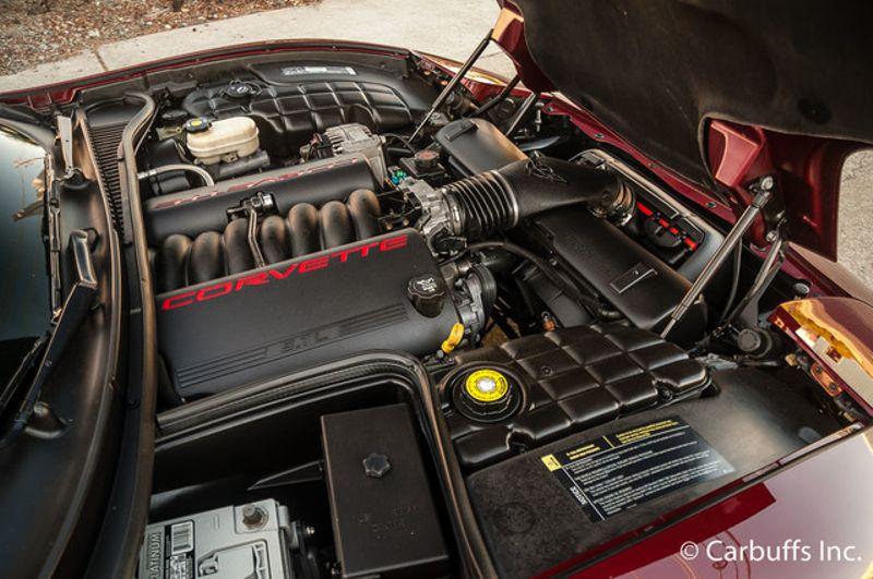 2003 Chevrolet Corvette 50th Anniversary | Concord, CA | Carbuffs in Concord, CA