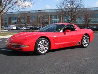 2003 Sold Chevrolet Corvette Z06 Conshohocken, Pennsylvania 1