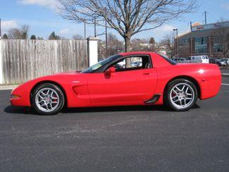 2003 Sold Chevrolet Corvette Z06 Conshohocken, Pennsylvania 2