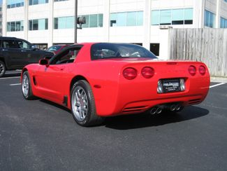 2003 Sold Chevrolet Corvette Z06 Conshohocken, Pennsylvania 4