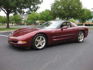 2003 Sold Chevrolet Corvette 50th Anniversary Conshohocken, Pennsylvania 1