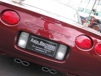 2003 Sold Chevrolet Corvette 50th Anniversary Conshohocken, Pennsylvania 36