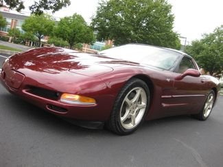 2003 Sold Chevrolet Corvette 50th Anniversary Conshohocken, Pennsylvania 17