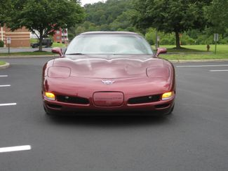 2003 Sold Chevrolet Corvette 50th Anniversary Conshohocken, Pennsylvania 8