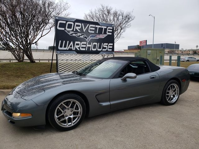 2003 Chevrolet Corvette Convertible HUD, Z06 Chromes, Auto, Only 111k