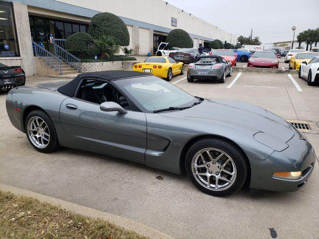 2003 Chevrolet Corvette Convertible HUD, Z06 Chromes, Auto, Only 111k in Dallas, Texas 75220