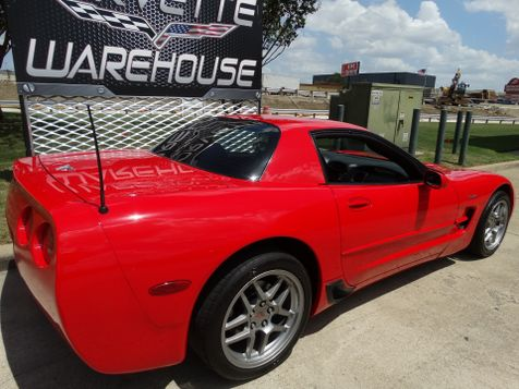 2003 Chevrolet Corvette Z06 Hardtop, Two-Tone Red Seats, Alloys 75k! | Dallas, Texas | Corvette Warehouse  in Dallas, Texas