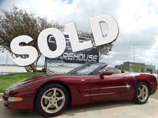 2003 Chevrolet Corvette 50th Anniversary Edition Convertible Only 20k! | Dallas, Texas | Corvette Warehouse  in Dallas Texas