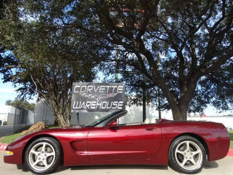2003 Chevrolet Corvette 50th Anniversary Edition Convertible Only 30k! | Dallas, Texas | Corvette Warehouse  in Dallas, Texas