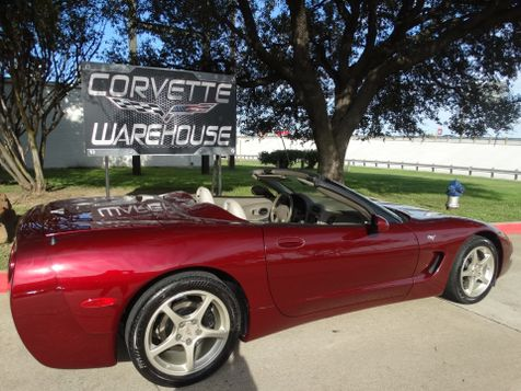 2003 Chevrolet Corvette 50th Anniversary Edition Convertible Only 30k! | Dallas, Texas | Corvette Warehouse  in Dallas, Texas