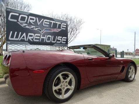 2003 Chevrolet Corvette 50th Anniversary Edition Convertible 1-Owner 5k! | Dallas, Texas | Corvette Warehouse  in Dallas, Texas