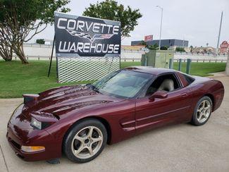 2003 Chevrolet Corvette 50th Anniversary Edition Coupe, Auto, Only 79k! | Dallas, Texas | Corvette Warehouse  in Dallas Texas