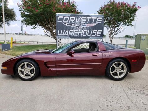 2003 Chevrolet Corvette 50th Anniversary Edition Coupe, Auto, Only 79k! | Dallas, Texas | Corvette Warehouse  in Dallas, Texas