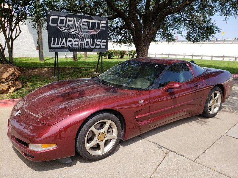 2003 Chevrolet Corvette 50th Anniversary Edition Coupe, Auto, Only 79k! | Dallas, Texas | Corvette Warehouse