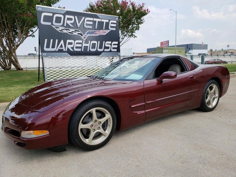 2003 Chevrolet Corvette 50th Anniversary Edition Coupe, Auto, Only 79k! | Dallas, Texas | Corvette Warehouse