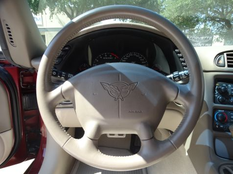 2003 Chevrolet Corvette 0th Anniversary Automatic, 1-Owner, Only 8k! | Dallas, Texas | Corvette Warehouse  in Dallas, Texas