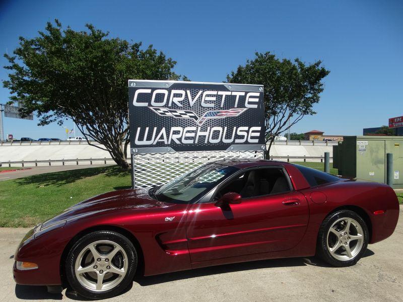 2003 Chevrolet Corvette 0th Anniversary Automatic, 1-Owner, Only 8k! | Dallas, Texas | Corvette Warehouse