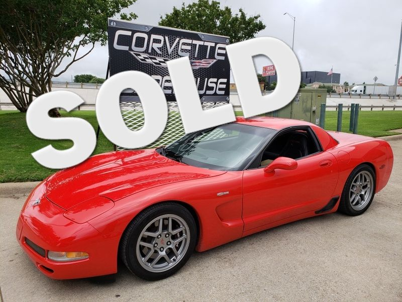 2003 Chevrolet Corvette Z06 Hardtop 475 HP, Heads & Cam, NICE, 43k! | Dallas, Texas | Corvette Warehouse