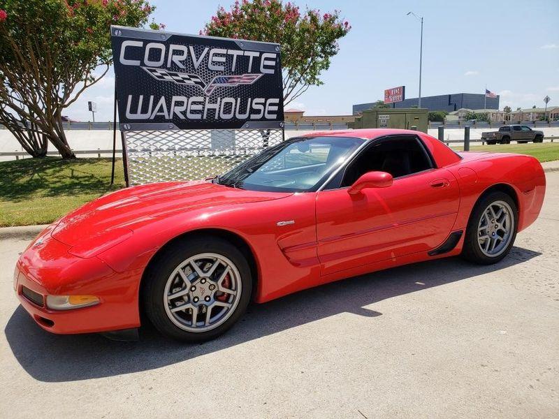 2003 Chevrolet Corvette Z06 Hardtop, Manual, Alloy Wheels, Only 90k Miles! | Dallas, Texas | Corvette Warehouse