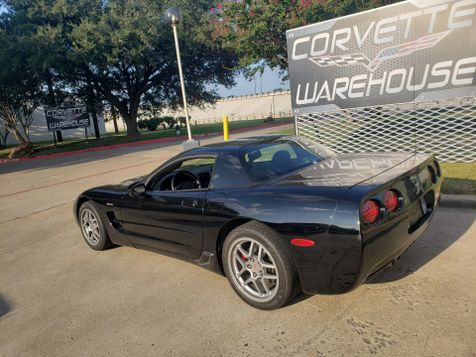 2003 Chevrolet Corvette Z06 Hardtop 6-Speed, 1-Owner, Z06 Alloy Wheels 9k! | Dallas, Texas | Corvette Warehouse  in Dallas, Texas