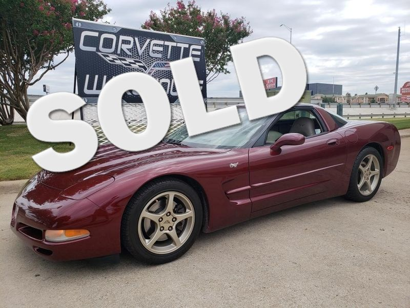 2003 Chevrolet Corvette 50th Anniversary Edition Coupe, Auto, Only 43k!   Dallas, Texas   Corvette Warehouse