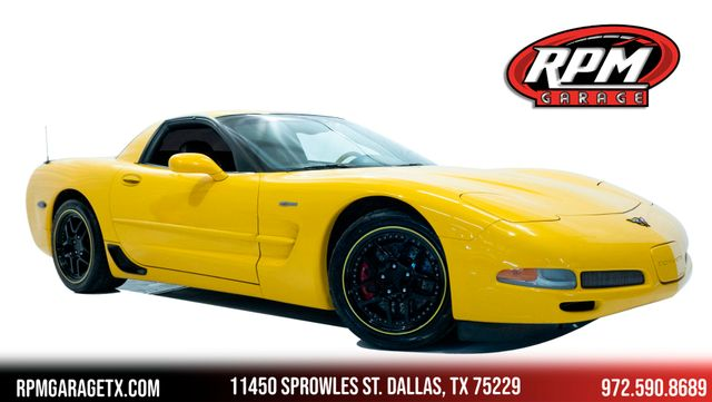 2003 Chevrolet Corvette Z06 Heads/Cam with Many Upgrades