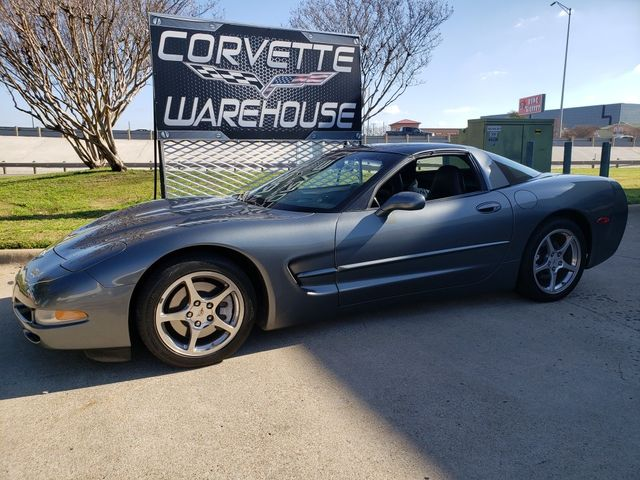 2003 Chevrolet Corvette Coupe Auto, Glass Top, Polished Wheels, Only 65k!  | Dallas, Texas | Corvette Warehouse  in Dallas Texas