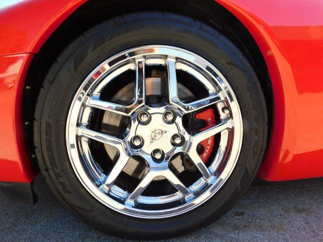 2003 Chevrolet Corvette Z06 Hardtop, CD Player, Chrome Wheels 50k in Dallas, Texas 75220
