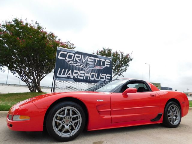 2003 Chevrolet Corvette Z06 Hardtop, 6-Speed, CD Player, NICE, Only 79k in Dallas, Texas 75220