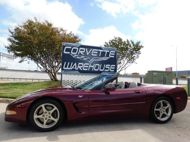 2003 Chevrolet Corvette 50th Anniversary Edition Auto, 1-Owner, 38k in Dallas, Texas 75220