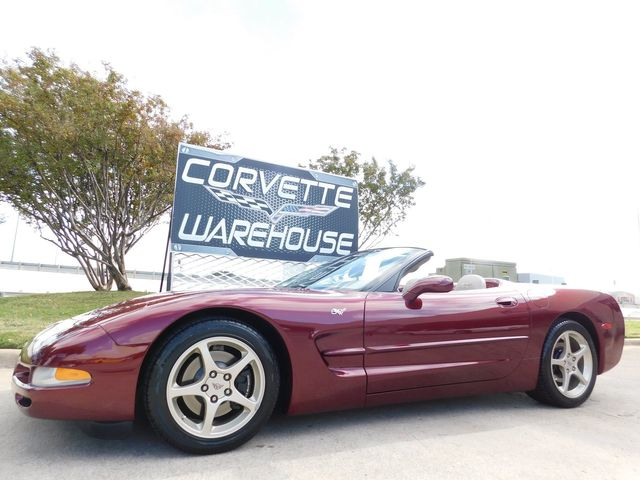 2003 Chevrolet Corvette 50th Anniversary Edition Auto, 1-Owner, 38k in Dallas, Texas 75220