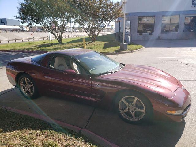 2003 Chevrolet Corvette 50th Anniversary Edition Coupe Auto, Only 12k in Dallas, Texas 75220
