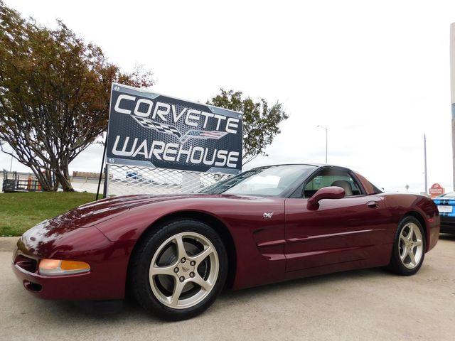 2003 Chevrolet Corvette 50th Anniversary Edition Coupe Auto, Only 12k in Dallas, Texas 75220