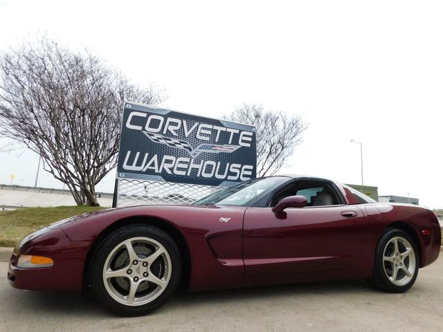 2003 Chevrolet Corvette Coupe 50th Anniversary Automatic, Only 22k Miles