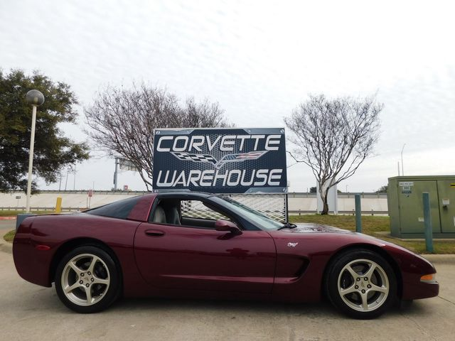 2003 Chevrolet Corvette Coupe 50th Anniversary Automatic, Only 22k Miles in Dallas, Texas 75220