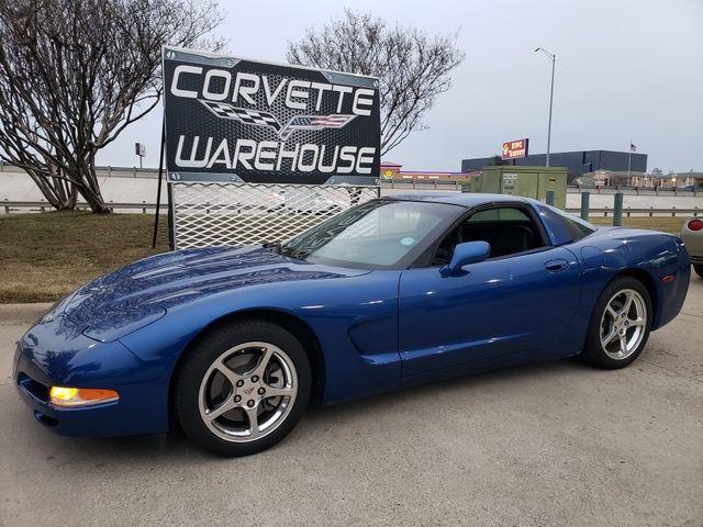 2003 Chevrolet Corvette Coupe 1SB, Auto, CD, HUD, Polished Wheels 79k