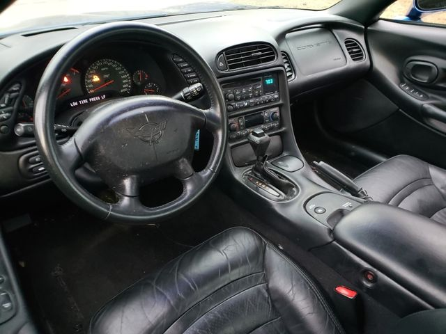 2003 Chevrolet Corvette Coupe 1SB, Auto, CD, HUD, Polished Wheels 79k in Dallas, Texas 75220