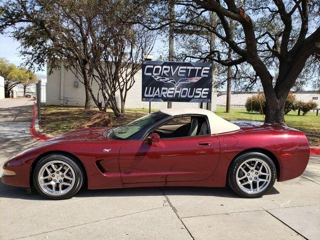 2003 Chevrolet Corvette 50th Anniversary Edition Convertible Only 43k in Dallas, Texas 75220