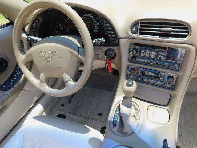 2003 Chevrolet Corvette 50th Anniversary Edition Convertible, Only 18k in Dallas, Texas 75220