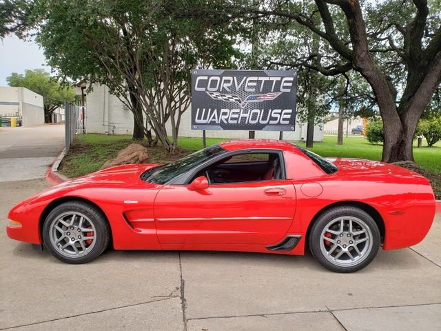 2003 Chevrolet Corvette Z06 Hardtop, Museum Quality, Only 747 Miles in Dallas, Texas 75220