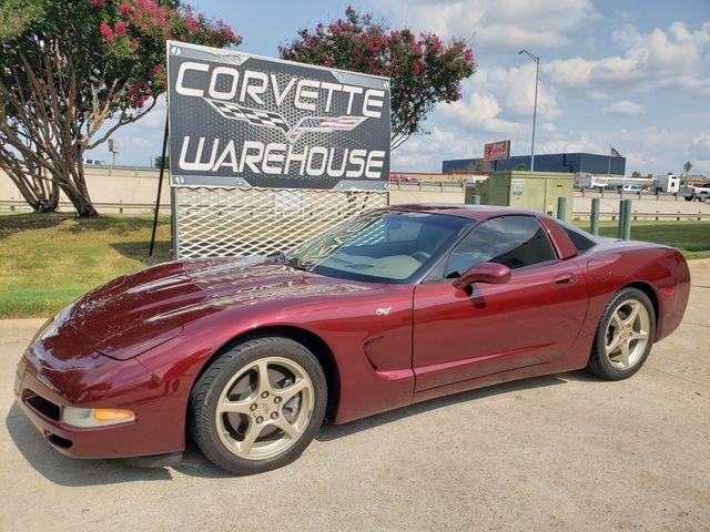 2003 Chevrolet Corvette 50th Anniversary Edition, Auto, Only 49k
