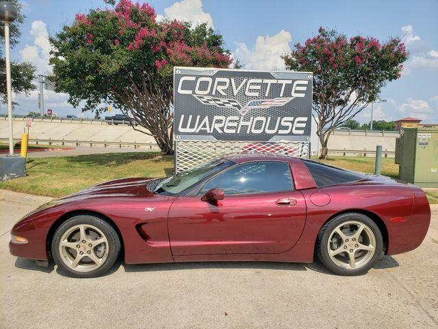 2003 Chevrolet Corvette 50th Anniversary Edition, Auto, Only 49k in Dallas, Texas 75220